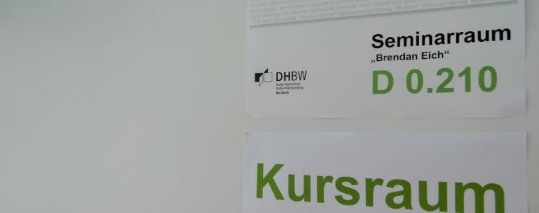 Dozententätigkeit: Grundlagenlabor bei ON17